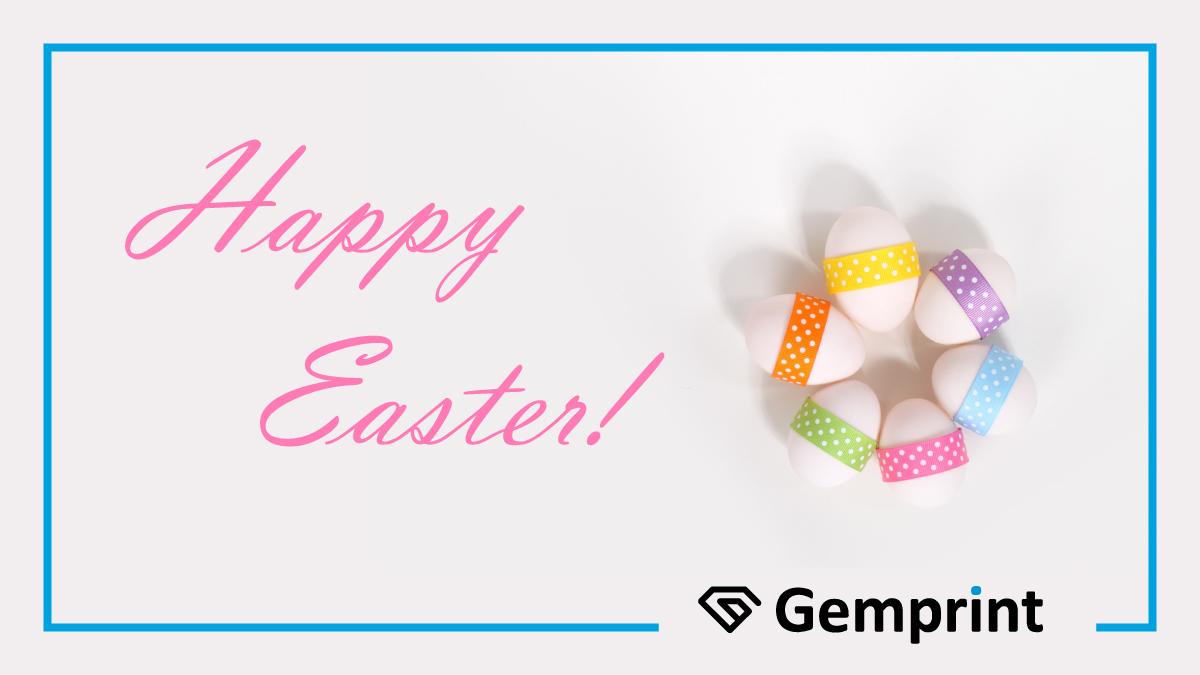 Gemprint Easter 2020