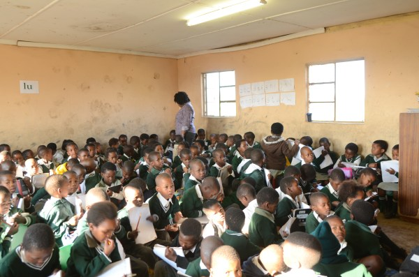 High School Students South Africa