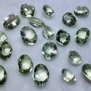Natural Green Amethyst - Gems Jewellers & Gems Stone