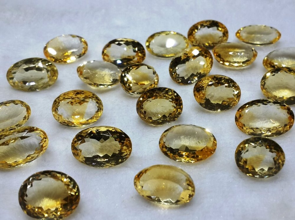 Natural Topaz - টোপাজ - Gemstone - Gems Jewellers & Gems Stone
