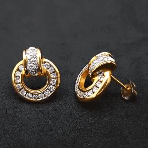 Diamond Earring Tops - ডায়মন্ড বা হীরার কানের দুল