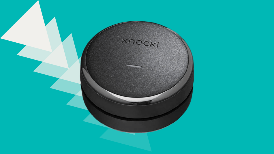 knocki-turns-any-surface-into-a-smart-remote-control-—-and-it's-on-sale