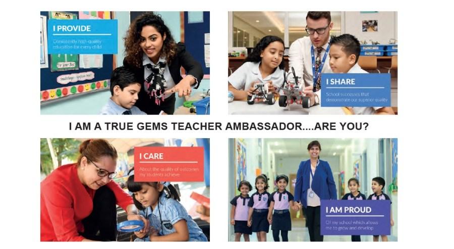 Teacher Ambassadors