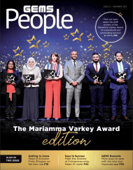 The Mariamma Varkey Award Edition | GEMS People Magazine