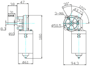 Images 48v Dc Motor 99 Volt DC Motor Wiring Diagram ~ Odicis