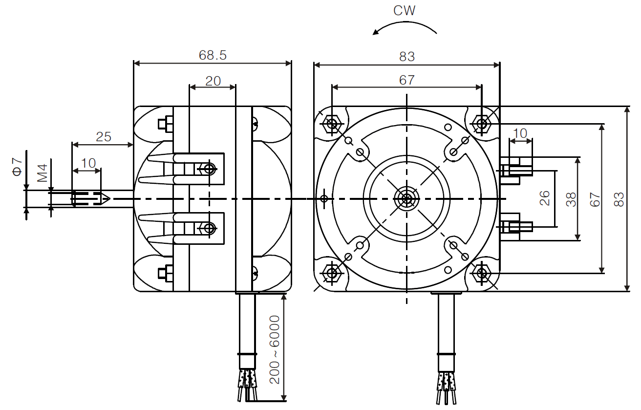 Schematic Diagram Of Shaded Pole Motor