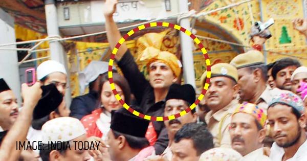 वैष्णो देवी मंदिर जाना पैसे की बरबादी, अजमेर शरीफ से कोई परहेज नहीं – अक्षय कुमार उर्फ आसिफ