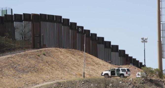 Image result for border wall battle