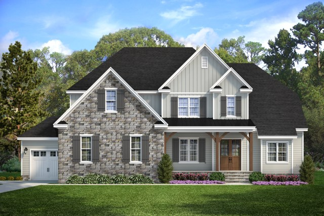 8500 Alden Lane – Jackson Manor Lot 5