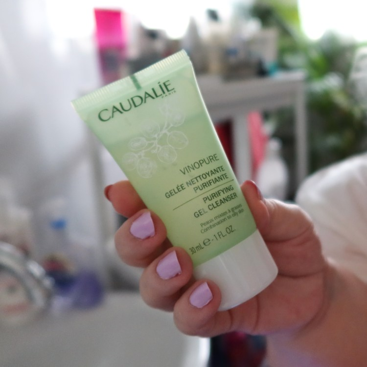 Caudalie Purifying Gel Cleanser