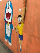 Doraemon to the Rescue