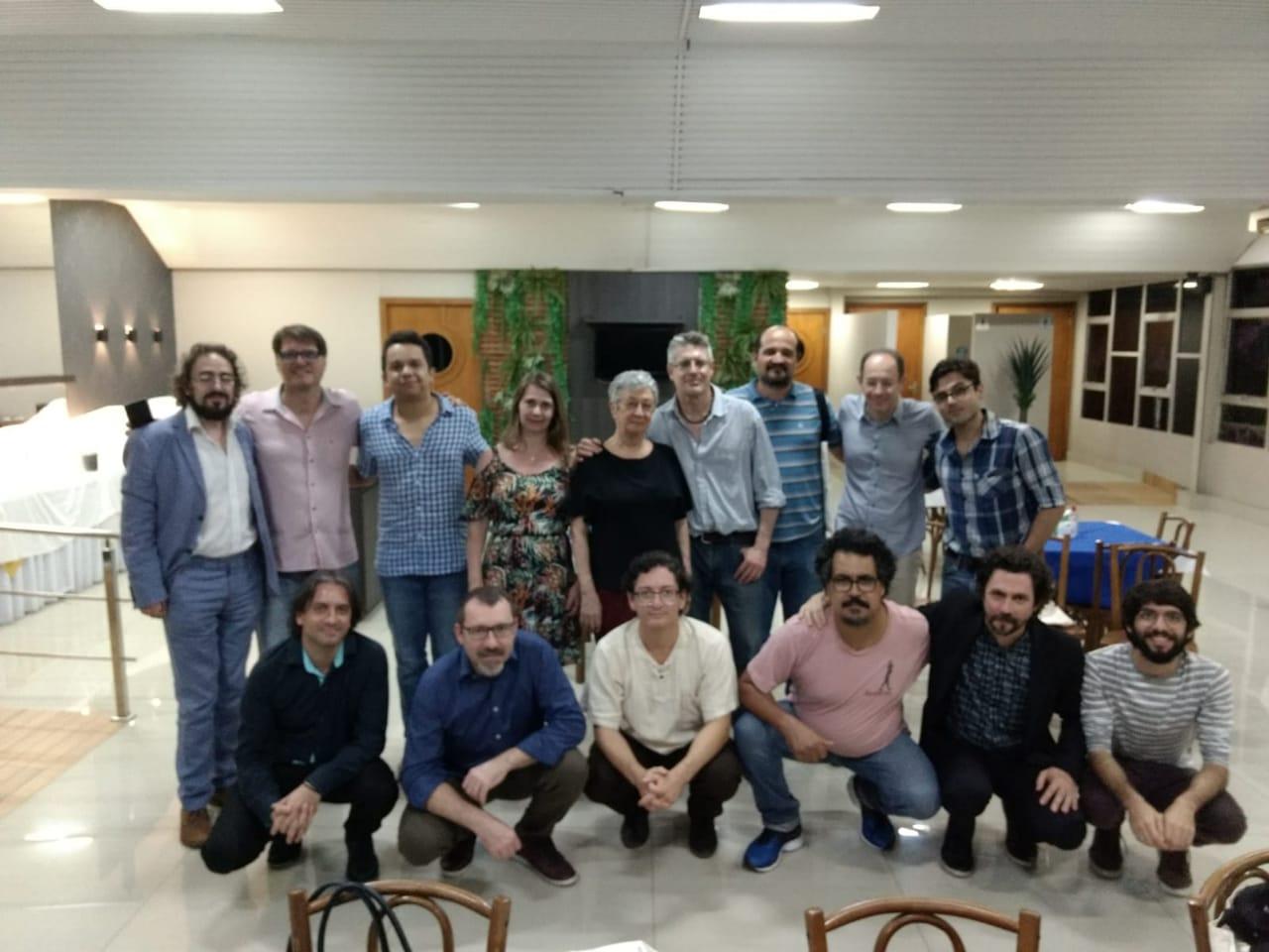 Participação do GEN no XVIII Encontro Nacional da Anpof