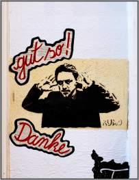 erhaltenswert und gelobt: Stencil von Rumo