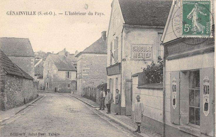 Rue de la croix chevrier