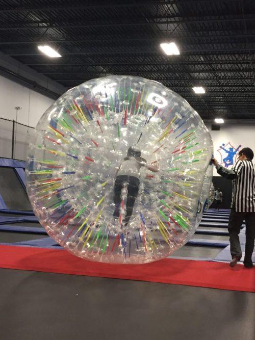 Indoor Fun at Jump America