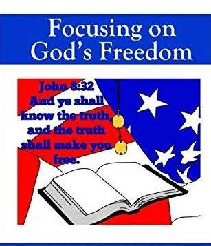 Focusing on God's Freedom coloring book