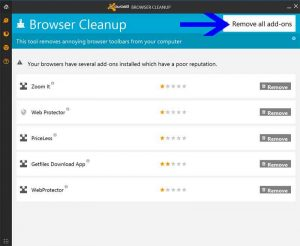 avast-browser-cleanup-remove-all-extensions