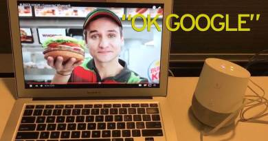 Burger King Google'ı Hackledi