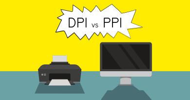 DPI, Çözünürlük, Basım ve Web Görselleri Farkını Anlamak