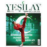 Photo of Yeşilay Dergisi'nin Temmuz sayısının kapağını Dünya Tekvando Şampiyonu İrem Yaman tasarladı