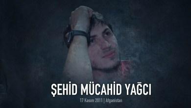 Photo of Şehid Mücahid Eymen'i Rahmetle Anıyoruz