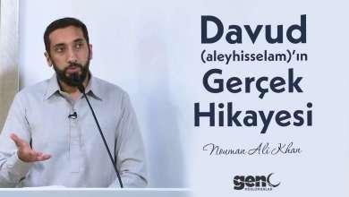 Photo of Davud (a.s)'ın Gerçek Hikayesi: Koyun Kıssası – Nouman Ali Khan