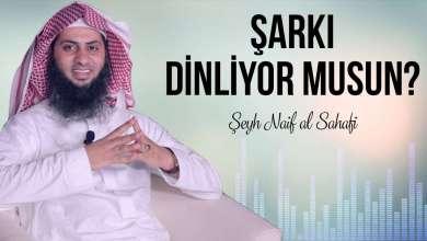 Photo of Şarkılar Seni Kuran'dan Uzaklaştırır – Şeyh Naif al Sahafi & Mansur al Salimi