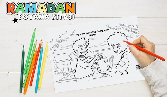 Ramazan Boyama Kitabi Ucretsiz Pdf Genc Muslumanlar