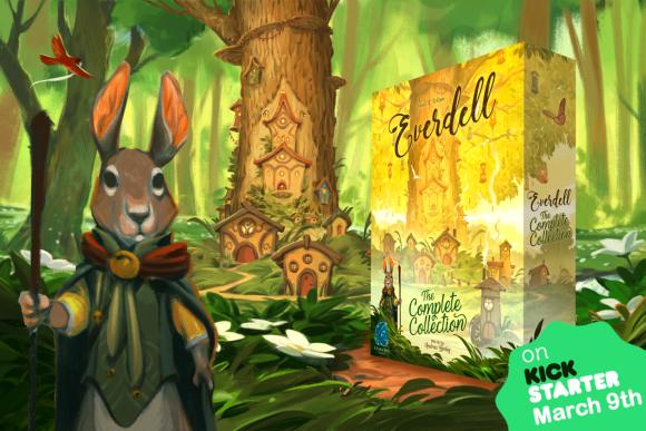Everdell Complete Collection on Kcikstarter