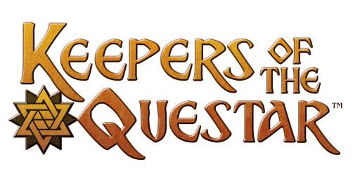 Keepers of the Questar Logo