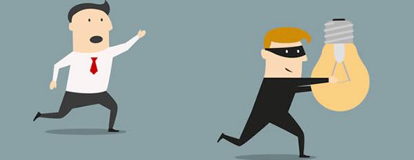 سرقة الأفكار كسرقة الأوطان