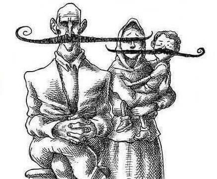 أسرة مستبدّة بما يكفي!