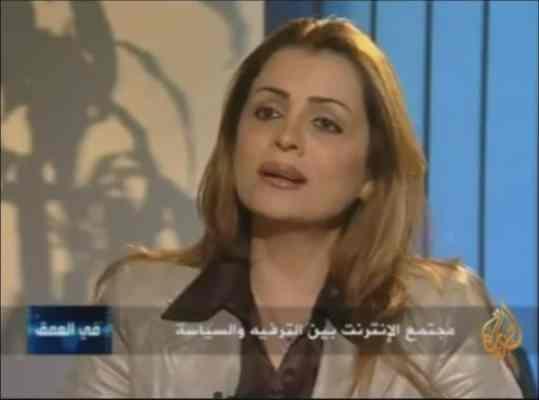 """دة. عصمت حوسو - قناة الجزيرة - برنامج """"في العمق"""" - عصر الشبكات الاجتماعية"""