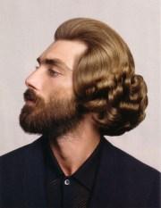 hair genderfork