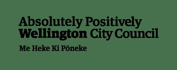 Absolutely Positively Wellington City Council logo