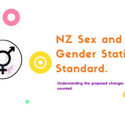 NZ Sex and Gender Statistical Standard Submissions