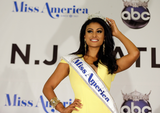 an indian miss america