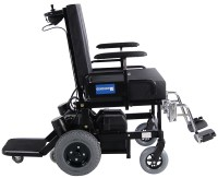 Attendant Drive Power Bariatric Transport Chair | Gendron