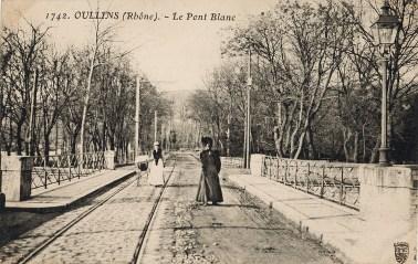 Carte postale du Rhône