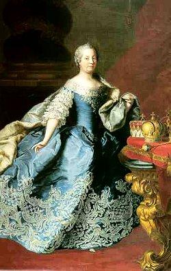 Maria Theresia Erzherzogin von sterreich Knigin von
