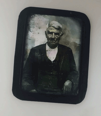 Photo of my great grandfather