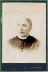 Caroline (Krüger) Rusch (1831-1911)