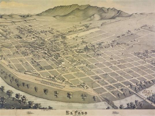 El Paso 1886