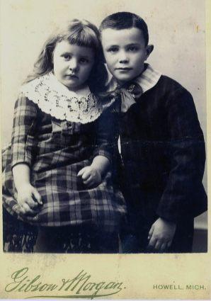 Agatha (1886-1900) and Frank (1883-1966) McCarthy
