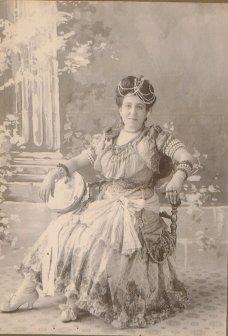 "Concepción ""Concha"" (Luján) Newman (1884-1953), daughter of José Mauro Luján"