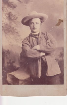Elias Victor Le Breton (?-1894), brother-in-law of Francisca (Luján) Le Breton