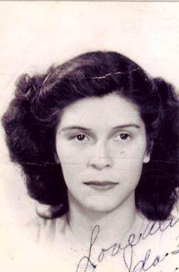 Ida Reyes (Stoltz) Volpe (1928-2006)