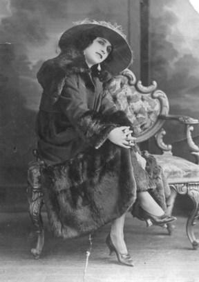 Jovita (Garcia) Higgins Cunningham (1893-1984)