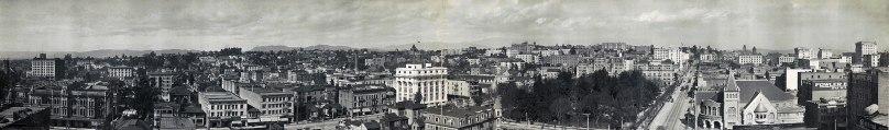 Los Angeles vista 1909