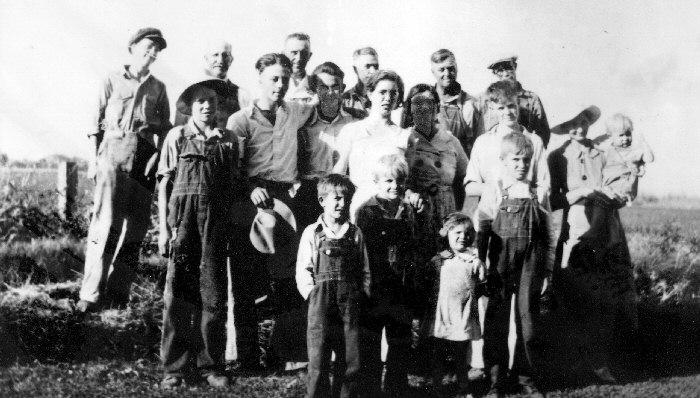 Family of Frank and Adeline (Klinger) McCarthy